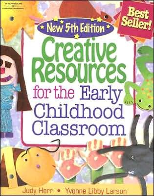 J. Herr's 5th(fifth) edition (Creative Resources for the Early Childhood Classroom [Paperback])(2007)