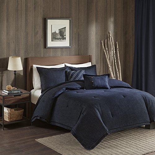 Blue Denim Comforter - 6
