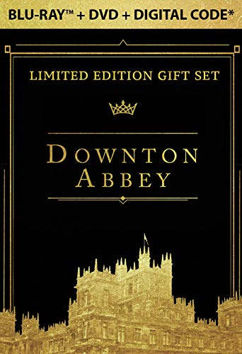 Downton Abbey Movie Limited Edition Gift Set (Blu-ray + DVD + Digital Code)