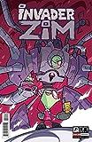 INVADER ZIM #10 Variant Cover