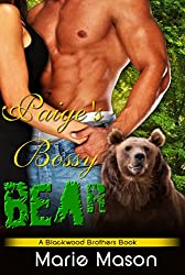 Paige's Bossy Bear (A BBW Paranormal Romance) (A Blackwood Brothers' Book Book 2)