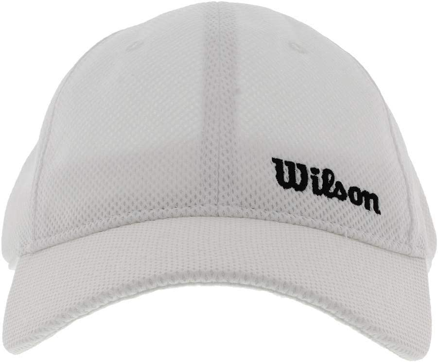 Wilson Summer Cap BK - Gorra Unisex, Color Negro, Talla OSFA ...