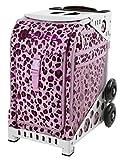 ZUCA Bag Pink Leopard Insert Only