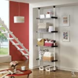 Quadruple Wire Shelf | Clothing Shelf | Closet Organizer