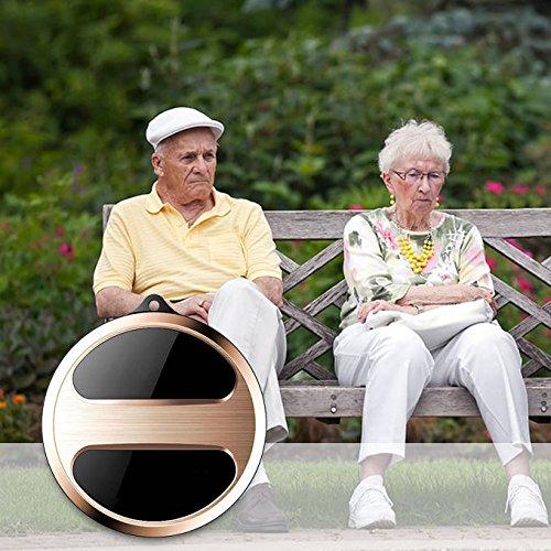 FidgetFidget GPS Tracker Kids Elderly Senile Dementia Security Locator T8S Movement Tracking