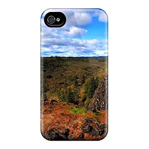 New Iphone 4/4s Case Cover Casing(no Steps Further)