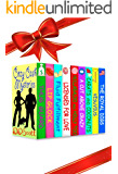 Cozy Cash Mysteries Boxed Set #1 (The Cozy Cash Mysteries)