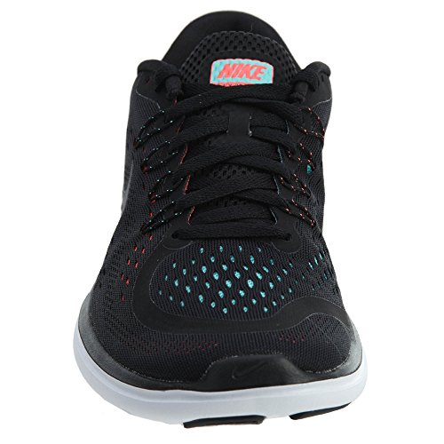 Nike Free Sense hot RN Women's Running Sportive Black Shoe Black Punch Indoor Donna Scarpe a5rwa