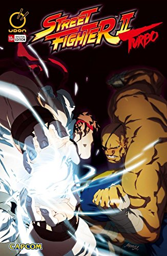 Street Fighter II Turbo #10 by [Siu-Chong, Ken, Moylan,