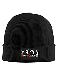 Runningway Cool Parkour Sports Extreme Knit Winter Beanie Hat Skull Cap Unisex
