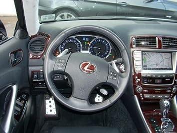 2007 lexus is 250 interior. lexus is 350 250 is350 is250 interior burl wood dash trim kit set 2006 2007 2008 lexus is interior