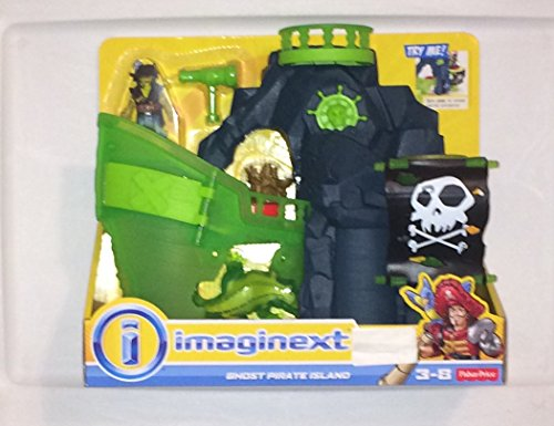 Island Pirate Adventure (Fisher-Price Imaginext Ghost Pirate Island)
