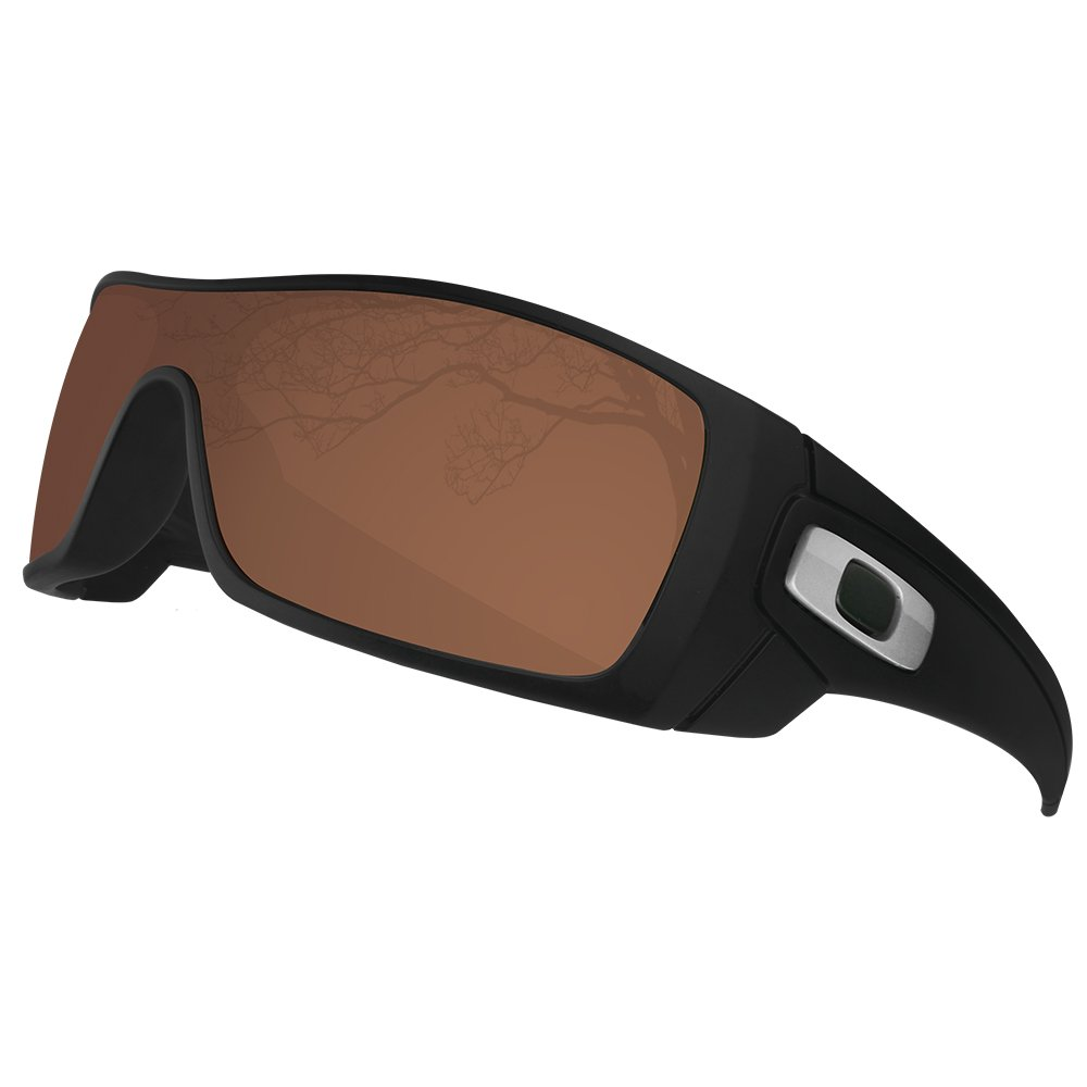 73c15da1d177a Dynamix Polarized Replacement Lenses for Oakley Batwolf - Multiple Options  Polarized Enhanced) larger image