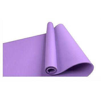 ZLJPP Eva Yoga Mat 4Mm Grueso Antideslizante Fitness Pad ...