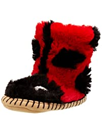 Hatley Kids Slouch Slipper - Ladybug Ladybird slippers