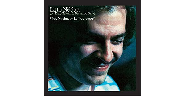 Tres Noches en la Trastienda by Litto Nebbia on Amazon Music - Amazon.com