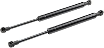 SG402055 Beneges 2PCs Hood Lift Supports Compatible with 2004-2010 BMW X3 E83 Front Hood Gas Springs Charged Struts Shocks Dampers 614075 6359