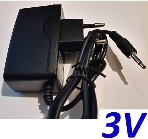 CARGADOR ESP ® Cargador Corriente 3V Reemplazo Remington MB310 MB320 MB310C MB320C Recambio Replacement
