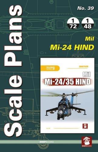 Mil Mi-24 Hind (Scale Plans) ()