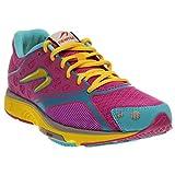 Newton Running Women's Motion III Purple/Aqua/Yellow Running Shoe 10 Women US