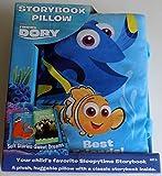 Best Disney Pixar Travel Pillow For Kids - Disney Pixar Finding Dory Plush Storybook Pillow Review