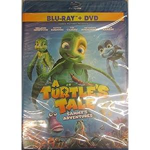 A Turtle's Tale: Sammy's Adventures [Blu-ray] (2010)