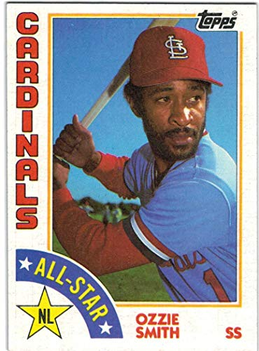 (1984 Topps St. Louis Cardinals Team Set with Bruce Sutter & 2 Ozzie Smith - 29 MLB Cards)