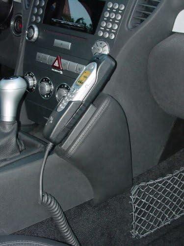 B001T1NFG0 Kuda 091495 Leather Mount Black Compatible with Mercedes SLK R171 (2005-2010) 513L6boIM3L