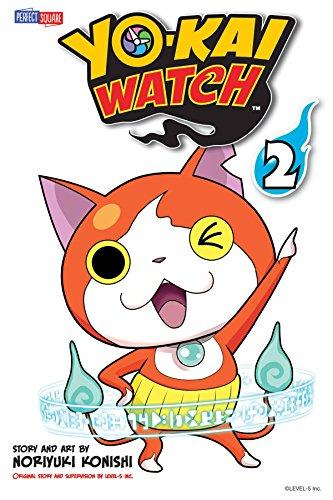 YO-KAI WATCH, Vol. 2 - Shop Discounts Watch