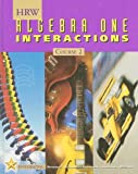 img - for Holt Mathematics: Student Edition Algebra One Interactions Course 2 2001 book / textbook / text book