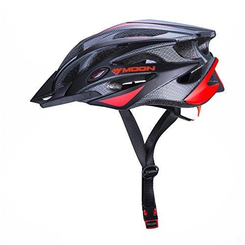 Babimax Casque Vélo de Montagne Casque VTT VTC Protection Tête Casque Vélo Adultes Léger Casque Vélo Route Draisienne Cyclisme Cycliste Casque Roller Casque de Sécurité avec Vis