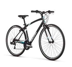 "Raleigh Alysa 1 Women's Urban Fitness Bike, 15"" /Sm Frame, Black, 15"" / small"