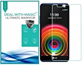 Magic Transparent Tempered Glass 2.5 Curve screen Protector For Lg X Power