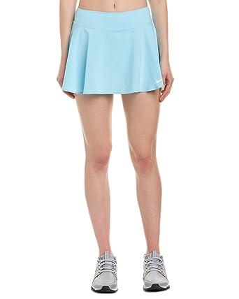 Nike W Nkct FLX Pure Skirt Flouncy Falda de Tenis, Mujer, Azul ...