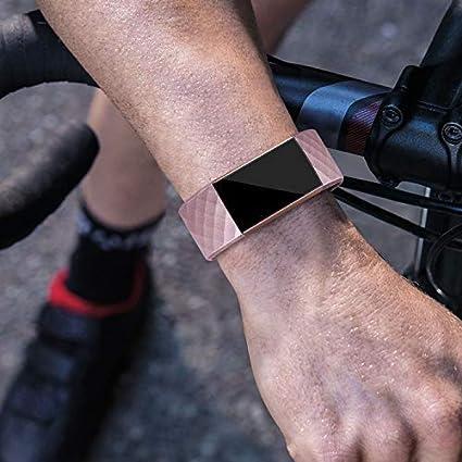AK Kompatible F/ür Fitbit Charge 3//Charge 3 SE Armband Kein Uhr Klassisch Sport Verstellbares Ersatz Armb/änder f/ür Fitbit Charge 3//Charge 3 Special Edition