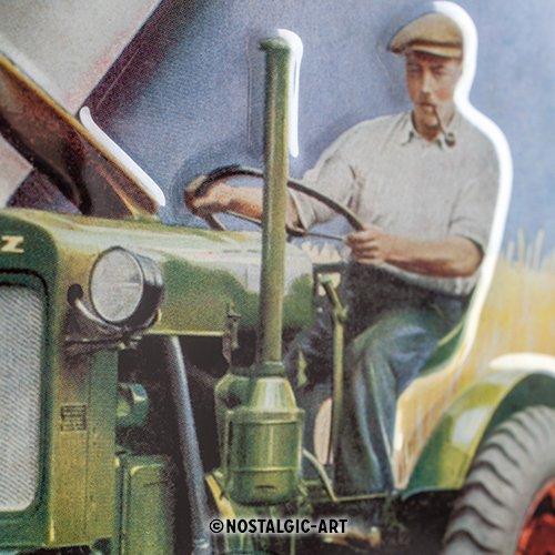 Nostalgic-Art Cartel de Chapa 20x30 cm Deutz Klöckner ...