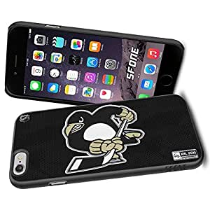 Pittsburgh Penguins NHL, #1453 Hockey iPhone 6 (4.7) Case Protection Scratch Proof Soft Case Cover Protector by mcsharks
