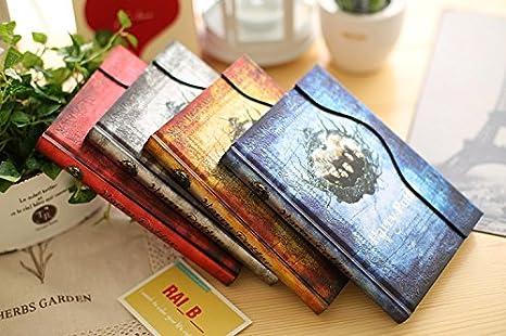 Amazon.com: El Harry Potter cierre magnético color página ...