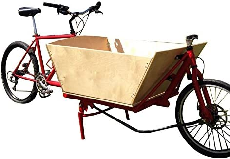 DIY Plans Carro de Transporte para Bicicleta de Carga: Amazon.es ...