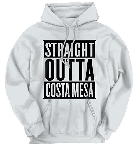 Straight Outta Costa Mesa, CA City Movie T Shirts Gift Ideas Hoodie (Costa Mesa Cherry)