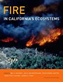 Fire in California's Ecosystems, Fites-kaufman Joann, 0520246055