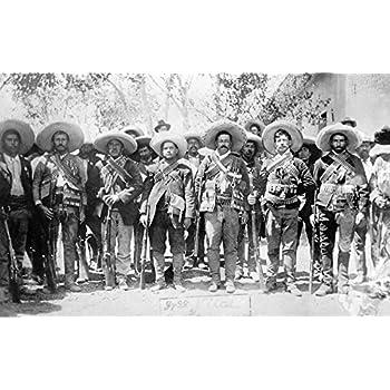 Mexican General FRANCISCO PANCHO VILLA Glossy 8x10 Photo Print Poster