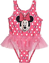 6f05bcce96b Amazon.com  Minnie Mouse - Swim   Clothing  Clothing, Shoes   Jewelry