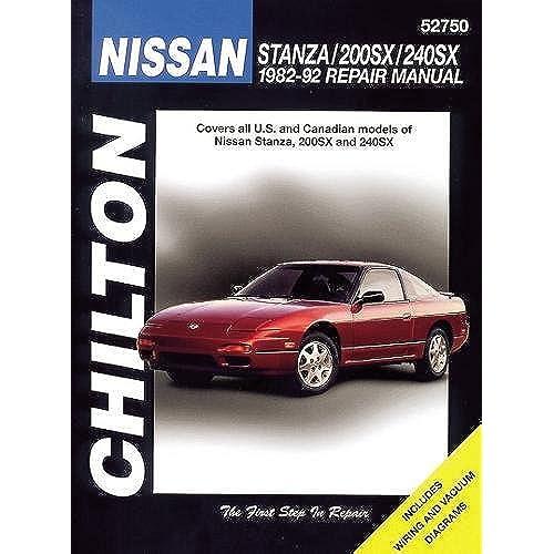 nissan 1993 240sx service manual car owners manual u2022 rh diyguidezone today 1990 Nissan 240SX Hatchback 1990 Nissan 240SX Starter