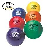 S&S Worldwide Gator Skin Dodgeballs (set of 12)