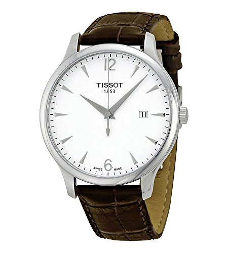 Tissot T-Classic Tradition Silver Dial Men's Watch -