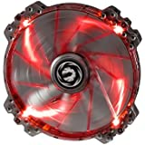BitFenix Spectre Pro Lüfter (200mm, LED-rot) schwarz