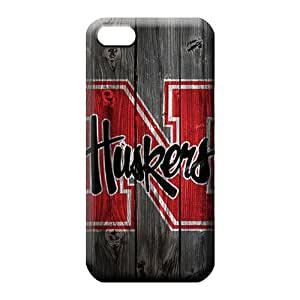 iphone 5 5s Classic shell New Arrival pattern phone cases huskers