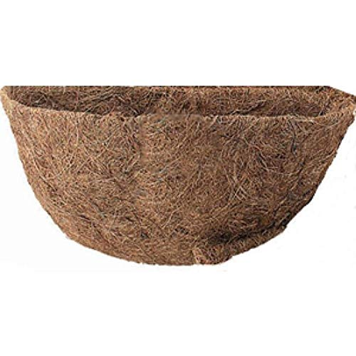 Cs/2 30 in Rounded Hayrack Coco-fiber Liner COCO-FIBER HALF ROUND HAYRACK LINER(only include ()