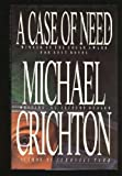 A Case of Need, Jeffrey Hudson, 0525938028